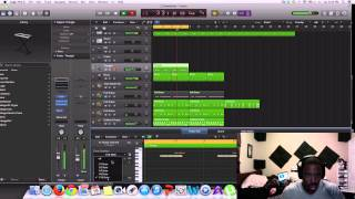 Logic Pro X - Making a Beat