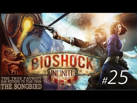 Bioshock Infinite  First Time Playthrough Blind) - Part 25 (Banks and Battles)