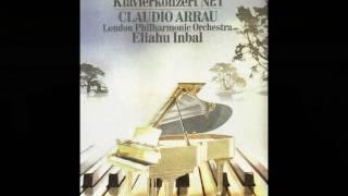 Frédéric Chopin Piano Concerto No. 1 in E minor, Op 11 - Rondo (Vivace) - Piano: Claudio Arrau