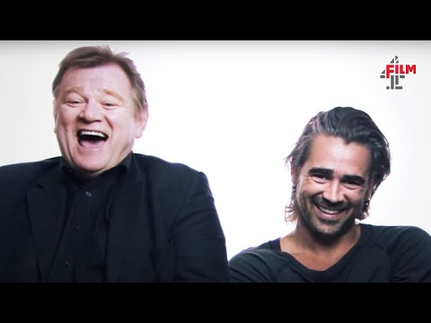 Colin Farrell and Brendan Gleeson talk about In Bruges  Film4
