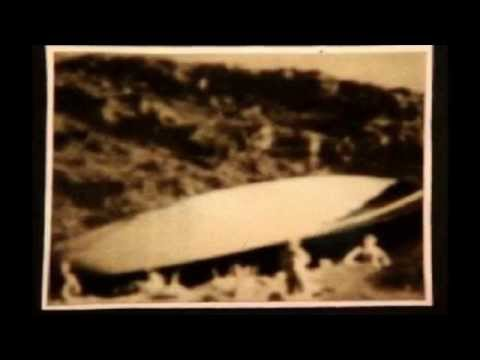 Real Roswell UFO Alien Crash Site 1947 Photo ?