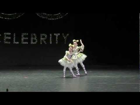The Doll- 6 year old ballet duo