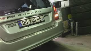 Раскатываем Арки на Subaru Forester