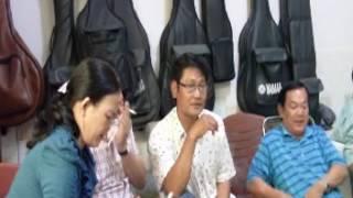 Tân cổ Thầm Kín TB Thúy Ngọc-Văn Ngọc guitar-Minh Tuấn kìm-Triệu Phúc hauydi