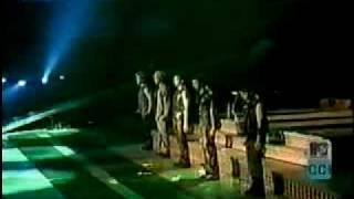 Nsync-Making of The No Strings Attached Tour3