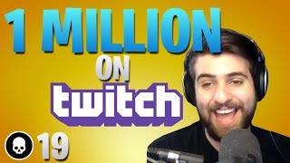 This Game Got Me To 1 Million Followers! (Fortnite Battle Royale)