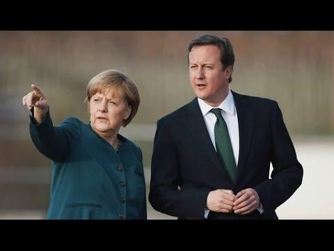 Angela Merkel repite vacaciones en La Gomera y David Cameron en Lanzarote (Canarias)