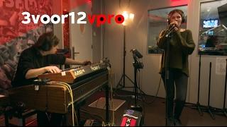 The Mysterons - Live bij 3voor12 Radio