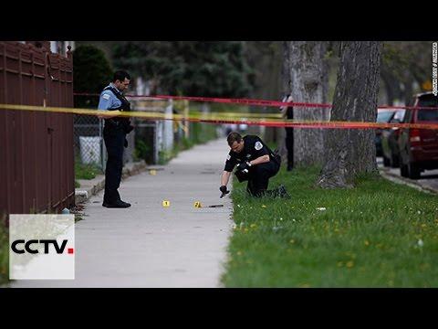 Chicago :plus de 500 meurtres commis jusqu'à maintenant en 2016