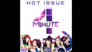 [Instrumental] 4Minute (포미닛) - Hot Issue (핫이슈)