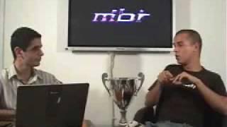 MiBR TV - Entrevista Chataum e Corassa - Parte 04  de 05