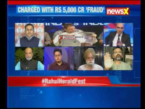 Nation at 9: RaGa's National Herald pushback: Attacks PM, doesn't address charges