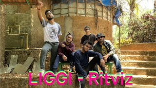 Liggi-Ritviz || ChoreoCapacity All Stars Goa - India