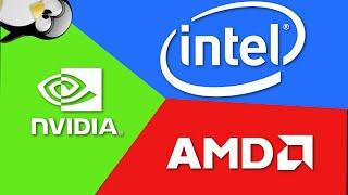 Dicas de instalação de Drivers Nvidia/AMD/Intel no Ubuntu
