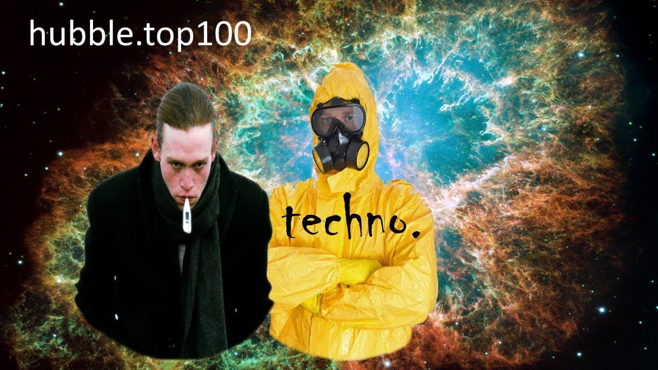🧫 Quarantine Techno Session | TOP 100 Hubble's Images 🌌 2020