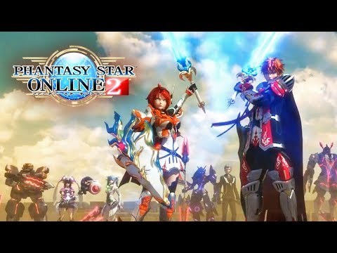 Phantasy Star Online 2 - Official Announcement Trailer | E3 2019
