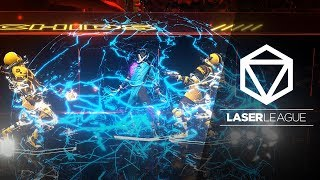 Laser League | Open Beta Trailer | PC | Russia