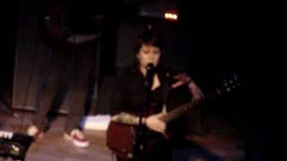 "3/22 Tegan and Sara - ""Woke Up on Tuesday Morning"" @ Town Hall, NYC, 10/30/2009"