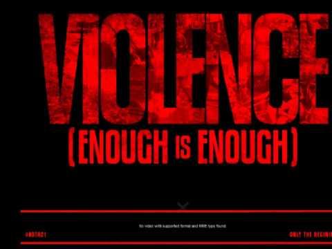ADTR Violence(Enough is Enough)