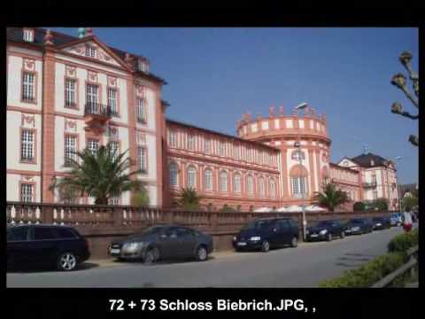 Ein Tag in Hochheim und Wiesbaden - April 2009