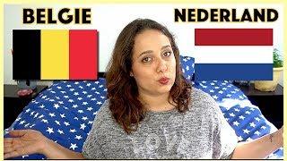 NEDERLAND VS BELGIE! | GRAPPIGE WOORDEN