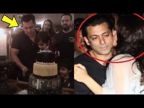 Salman Khan's grand 53rd birthday party with family and girfrnd Katrina Kaif at his farmhouse