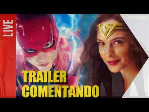 Liga da Justiça - Trailer Final Comentado | OmeleTV AO VIVO