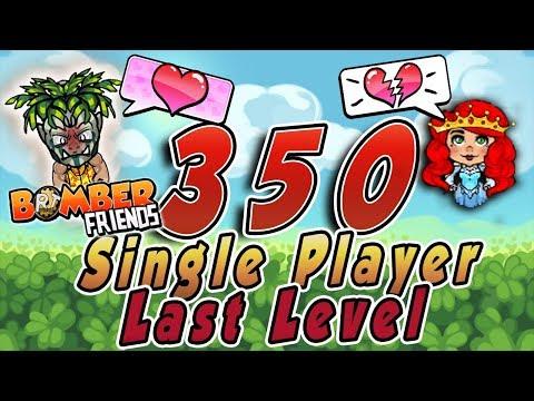 Bomber Friends - LAST Level 350 - Single Player