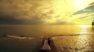 Аэросъемка свадеб в г. Сочи