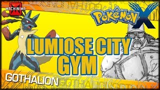 mr boregue intros and lumiose city gym pokemorning with gothalion rebroadcast 3 21 14