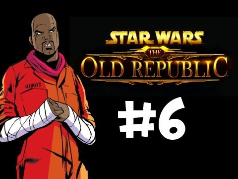 Star Wars The Old Republic: 8ball's Hands w/Nova, Sp00n & Kootra Ep.6