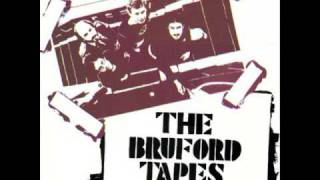 Bruford - Sample and Hold