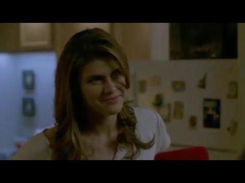 Alexandra Daddario | Hot scene | True Detective | Woody Harrelson