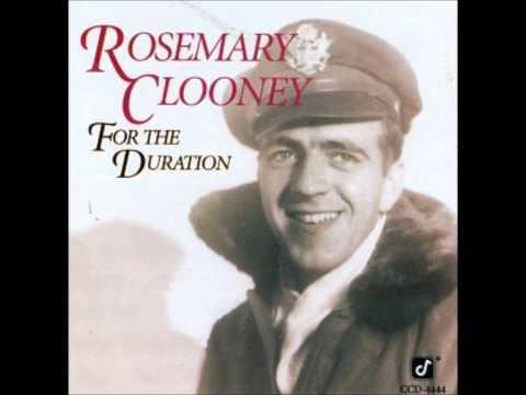 Rosemary Clooney - No Love No Nothin'