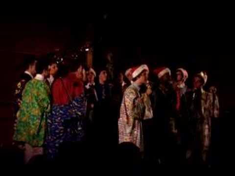 hullabahoos  a chipmunks christmas sg