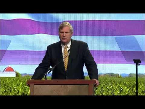 2016 Iowa Farm Bureau Annual Meeting: Keynote Address - Tom Vilsack, U.S. Secretary of Agriculture
