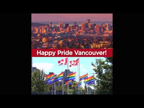 Happy Pride Vancouver!