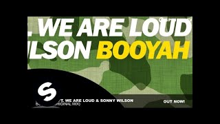 Showtek ft. We Are Loud & Sonny Wilson - Booyah (Original Mix) thumbnail