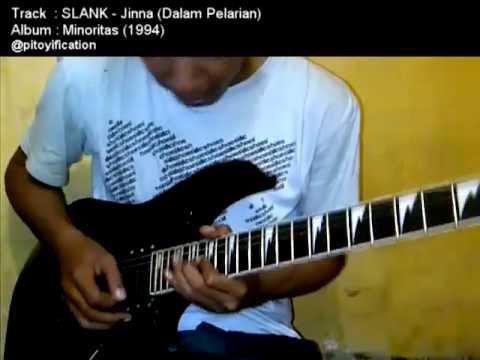 SLANK - Jinna (dalam Pelarian) pitoy cover