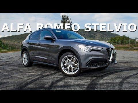 Alfa Romeo Stelvio - ¿Un verdadero Alfa?