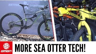 More New MTB Tech | GMBN At Sea Otter