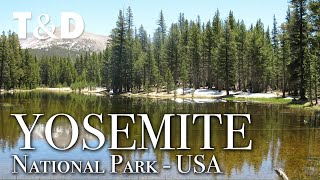 Yosemite National Park - American Landscapes Video - Travel & Discover