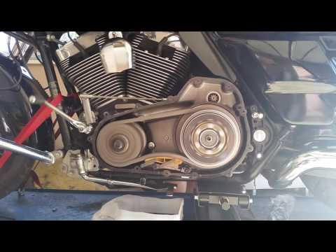 Harley davidson 96 engine compensator noise