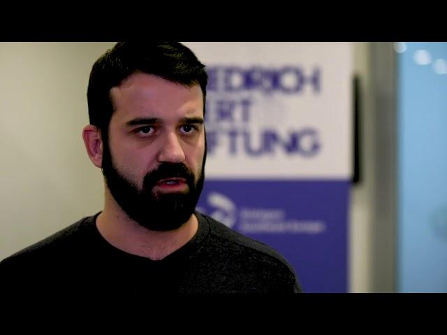 DemLeftSEE Voices: Milivoje Krivokapic
