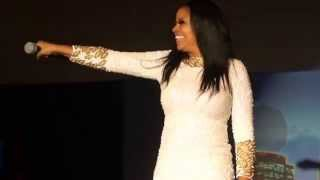 Shanice Wilson I Love Your Smile Live