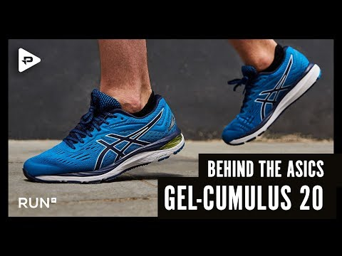 7d8714f01e Why you need the ASICS Gel-Cumulus 20 in your life. - YouTube