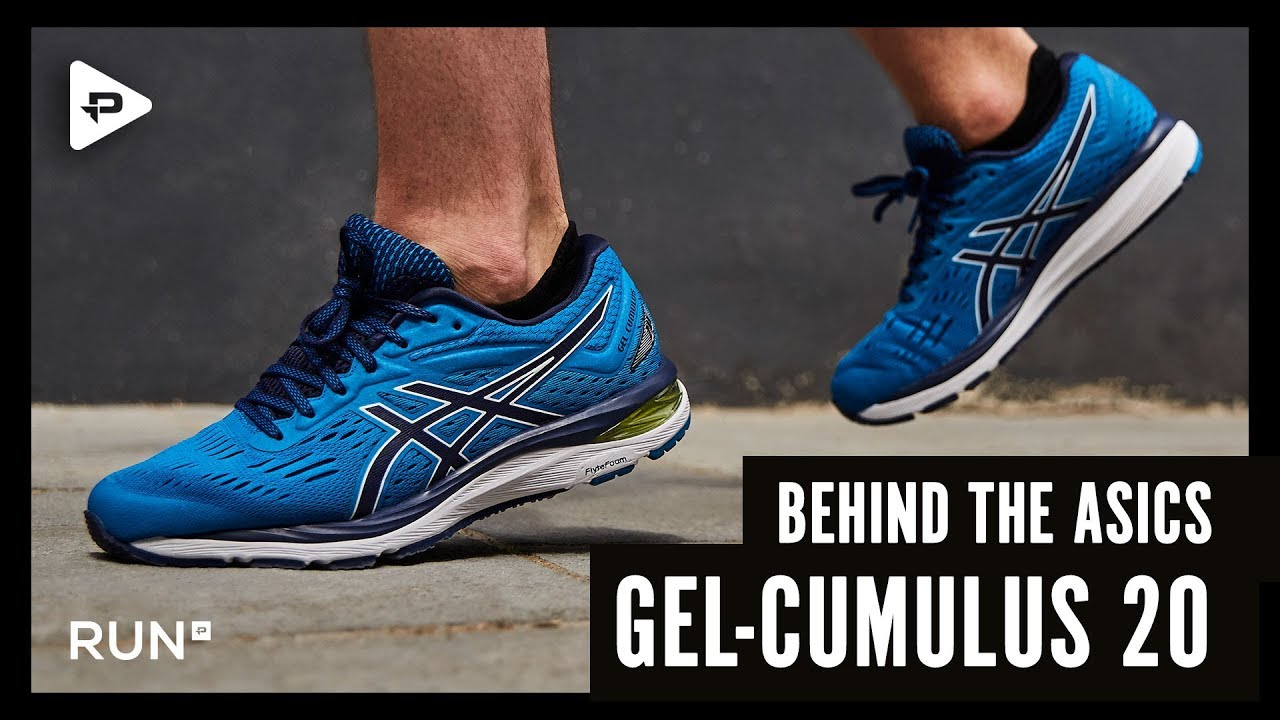 Why you need the ASICS Gel-Cumulus 20 in your life.
