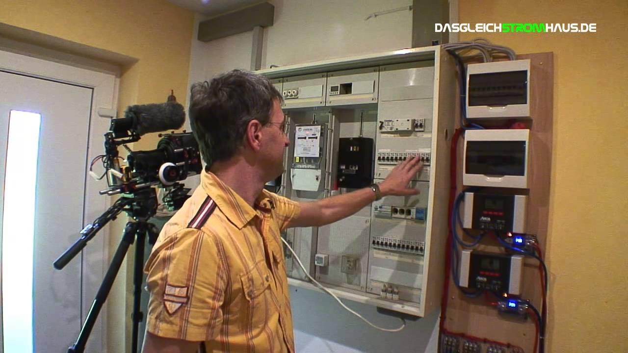 Gut gemocht Stromzähler ausgetrickst ! - YouTube CU93