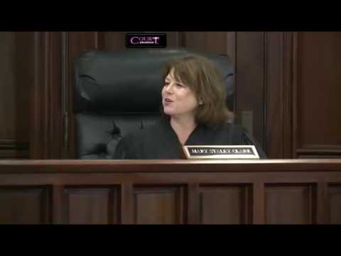 Justin Ross Harris Jury Selection Day 1 Part 2 09/12/16