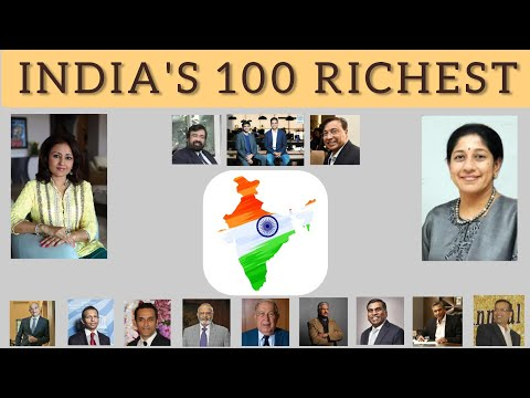 2021 Top 100 Richest Indians || True Billionaire's subscribe @MYFARitE YOUTUBECHANNEL